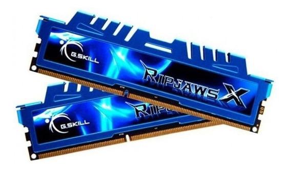 Memoria G.skill Ripjaws X 16gb (2x8) 1600mhz Ddr3