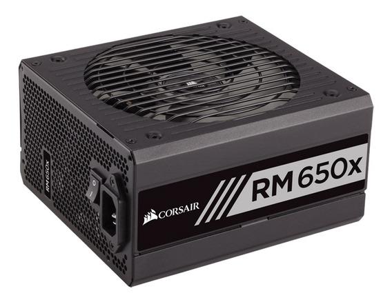 Fonte Atx Rmx 650w Modular 80 Plus Gold Cp9020091ww Corsair