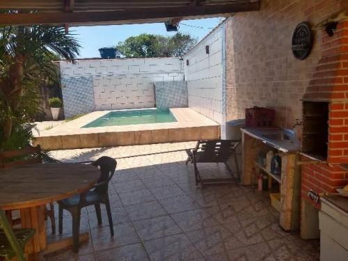 Casa Na Praia Em Itanhaém 1km Do Mar 6111