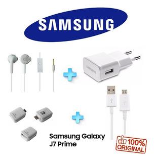 Kit Completo Samsung Galaxy J7 Prime Original