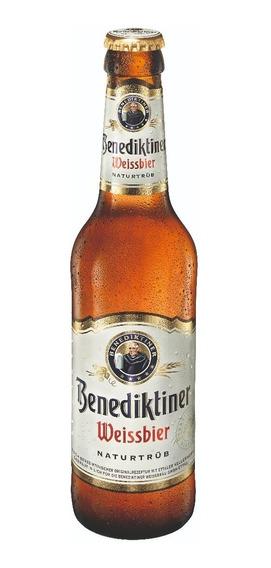 Cerveza Benediktiner Weissbier 1 Botella 330ml Alemana* (f)