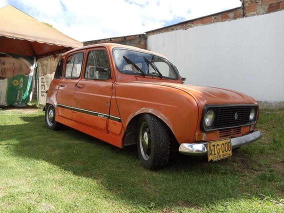 Vendo Renault 4 Buen Estado