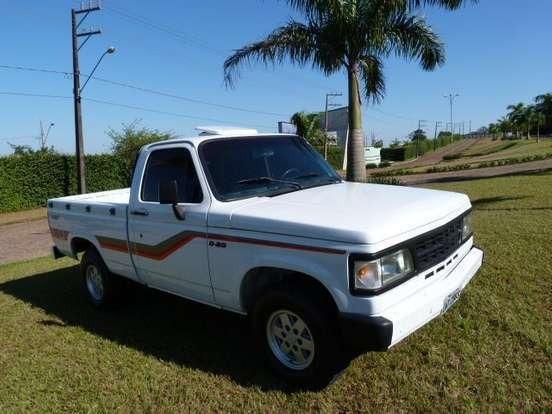 Chevrolet D20 Diesel Manual 1994/1994