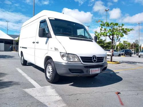Sprinter 2008 Furgao Teto Alto Longa Financio R$20mil + 48 X