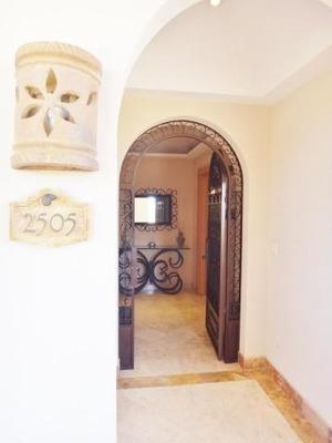 Casa En Condominio En Cabo San Lucas Centro, Camino Viejo A