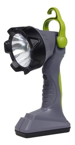 Linterna Profesional Atomlux 8020 Led Usb Camping Eco Luz