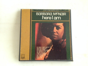 Fita De Rolo Barbara Mcnair - 4track 7 1/2 Ips