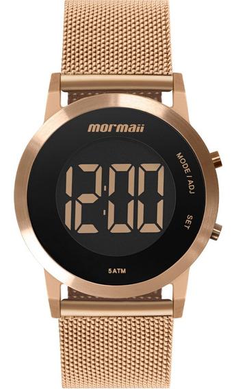 Relógio Feminino Mormaii Original Com Garantia E Nfe