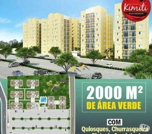 Imagem 1 de 26 de Apartamento Com 2 Dormitórios À Venda, 50 M² Por R$ 198.000,00 - Guaianazes - São Paulo/sp - Ap0065