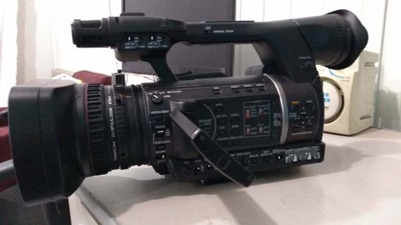Filmadora Panasonic Ag Ac 160