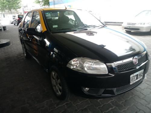Fiat Siena 2015 El  Gnc/nafta Con Licencia
