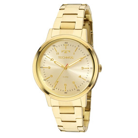 Relógio Technos Feminino Elegance Dress 2035mfn/4d