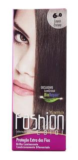 Fashion Coloração 6.0 Peck Com 25 Uni