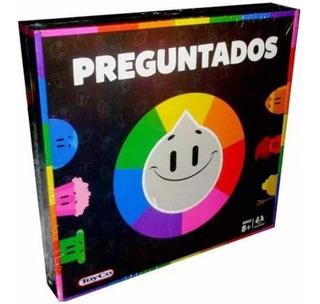Preguntados Popular Juego De Mesa Original Toyco