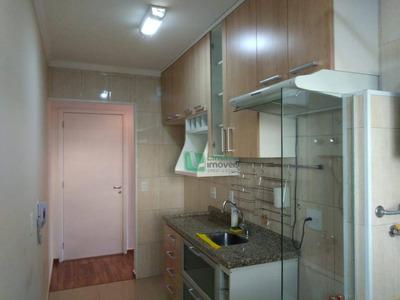 Apartamento Com 2 Dormitórios À Venda, 50 M² Por R$ 265.000 - Vila Nova Cachoeirinha - São Paulo/sp - Ap1131