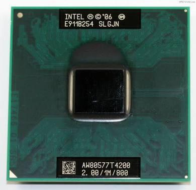 Processador Intel Pentium Dual Core T4200