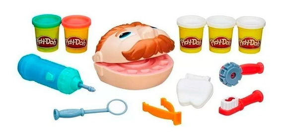 Play Doh Juego De Masa El Dentista Bromista Original Hasbro