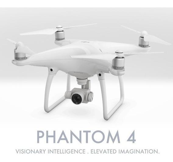 Drone Dji Phantom 4 + Acessórios + Mochila