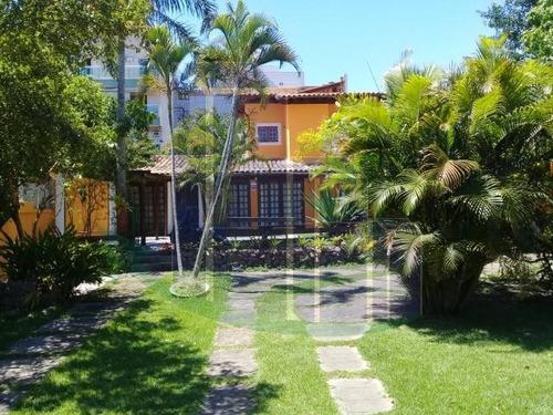 Casa De Praia Para Venda Em Rio De Janeiro, Recreio Dos Bandeirantes, 3 Dormitórios, 10 Vagas - Cs17721_2-1155545
