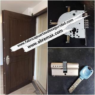 Puertas De Seguridad Con Cerradura Isrraeli