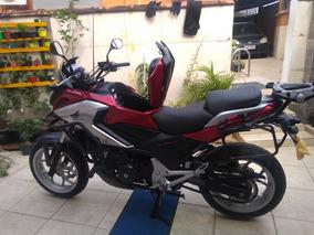 Honda Nc750xabs + Acessóri