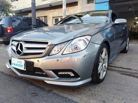 Mercedes-benz C350 Amg Automatico 3.6 Coupe 2010 Gris Nuevo