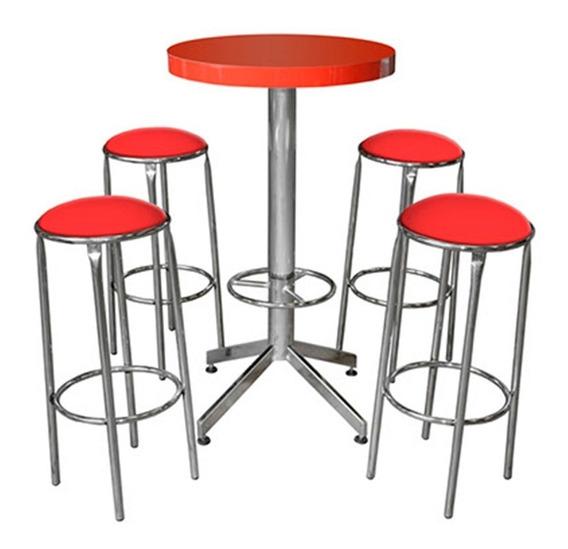 Mesas Periqueras Para Restaurante Cafeteria Bar Antro Oc60
