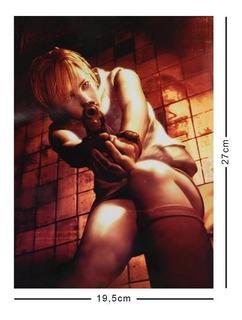 Silent Hill Cromo Poster Tamaño Carta