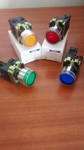 Pulsador Luminoso 22 Mm Varios Colores Tipo Xb2