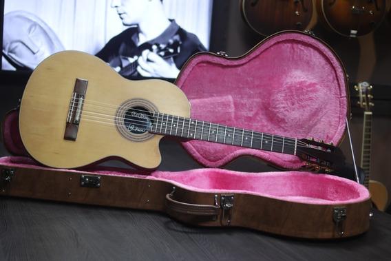 Violão Gibson Usa Signature Chet Atkins 1989 - Avaliamos Trocas