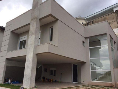 Sobrado Em Arujá, Arujá/sp De 250m² 4 Quartos À Venda Por R$ 980.000,00 - So236343