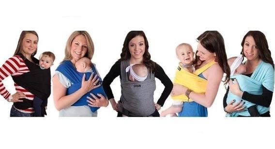 Promoção Do Mês Wrap Sling Canguru Carregador De Bebê Sling