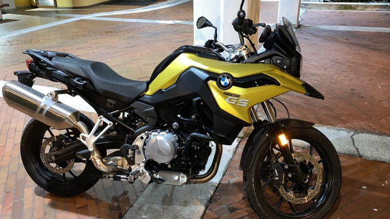 Bmw 750gs Entry Version