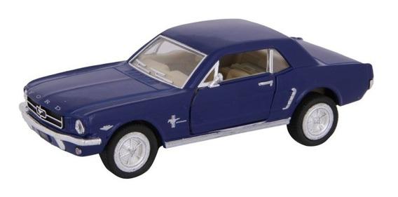 1964 1/2 Ford Mustang Escala 1:36 Kinsmart