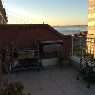 Apartamento Espectacular En Pta Del Este. Playa Mansa Pda2