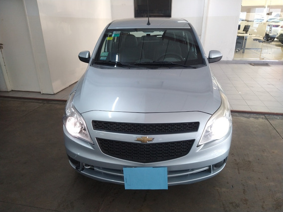 Chevrolet Agile Ls 2009 Con Garantia#6