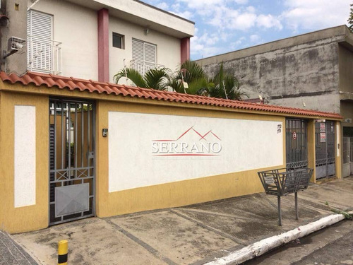 Imagem 1 de 23 de Casa Com 3 Dormitórios À Venda, 125 M² Por R$ 539.000,00 - Vila Antonieta - São Paulo/sp - Ca0674