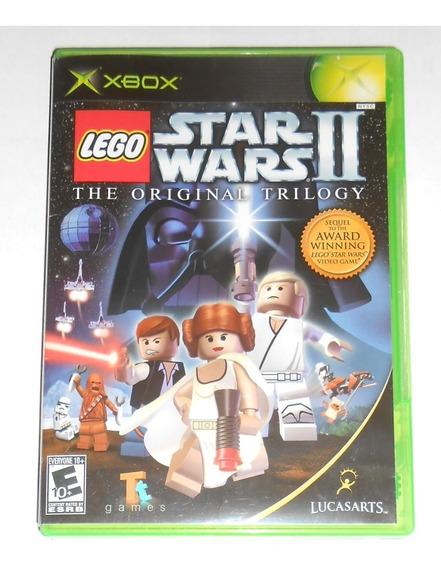 Lego Star Wars 2 Ii Original Completo Xbox Classico Cr $15