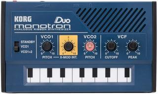 Sintetizador Korg Monotron Duo (infusiontienda)