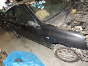Renault Clio Authentic 1.0 16v Gasolina ( Sucata )