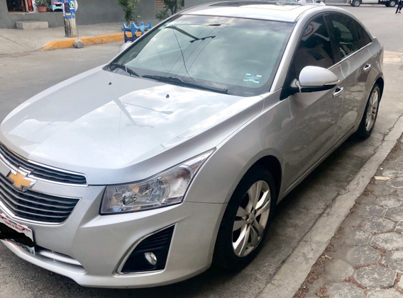 Chevrolet Cruze Modelo 2014 Version Lt