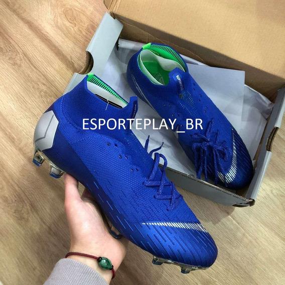 Nike Mercurial Superfly Vi Elite - Cr7 Neymar Botinha