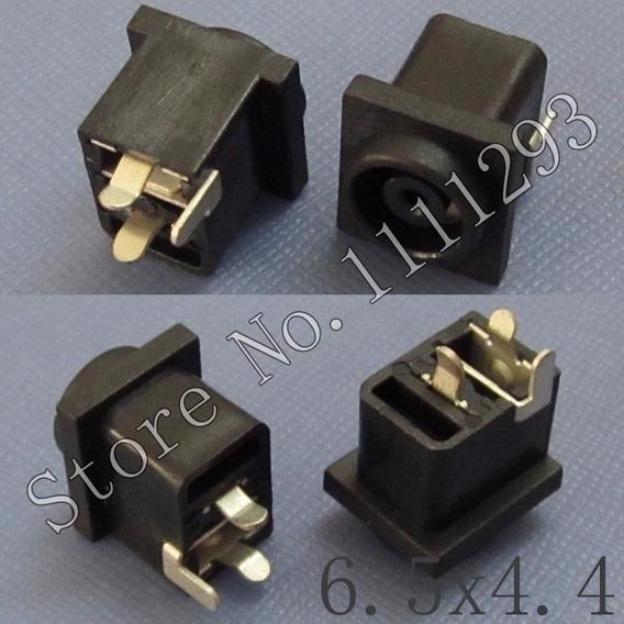 02 X Conector Jack P/ Fonte Tv Lg 24mn33d-ps + Outros Modelos,novos,pronta Entrega.