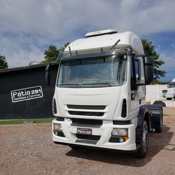 Caminhão Iveco Cursor 4x2 Ano 2011