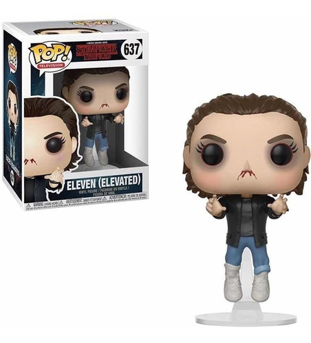 Funko Pop! Stranger Things Eleven Elevated