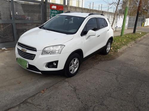 Chevrolet Tracker Ltz 2016 1.8