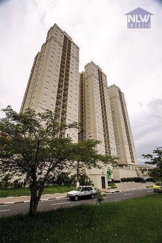 Apartamento Com 3 Dormitórios À Venda, 58 M² Por R$ 383.500,00 - Parque Espacial - São Bernardo Do Campo/sp - Ap0261