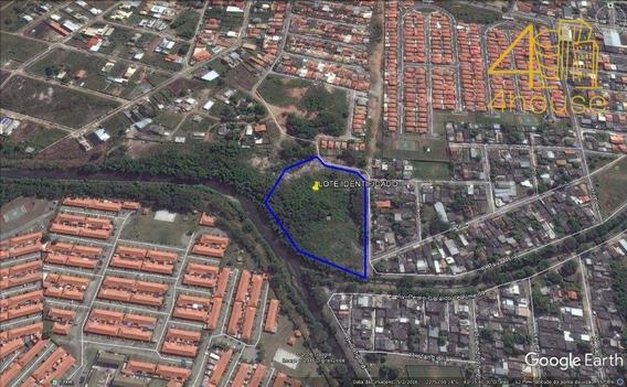 Campo Grande_rio De Janeiro_25.000 M2 Para Incorporação Minha Casa Minha Vida - Te0104
