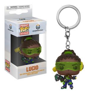 Funko Pop! Keychain: Overwatch - Lucio (32796)