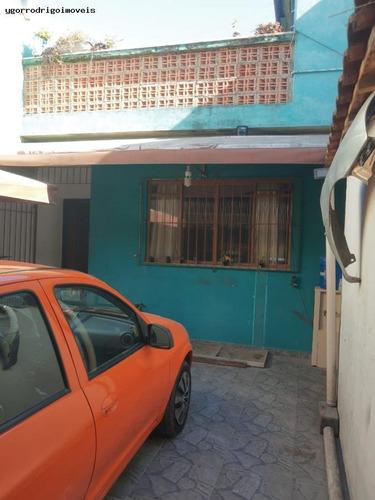 Imagem 1 de 15 de Sobrado Para Venda Em Guarulhos, Jardim Terezopolis, 3 Dormitórios, 1 Suíte, 3 Banheiros, 6 Vagas - 9146yg_1-1931712